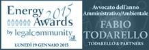 Logo Todarello winner 2015